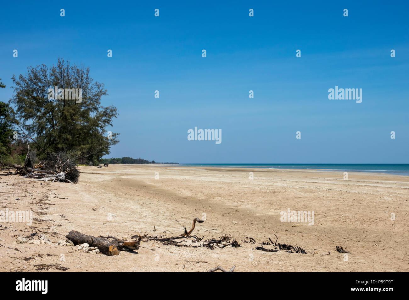 Casuarina Beach, Darwin, Northern Territory - Stock Image