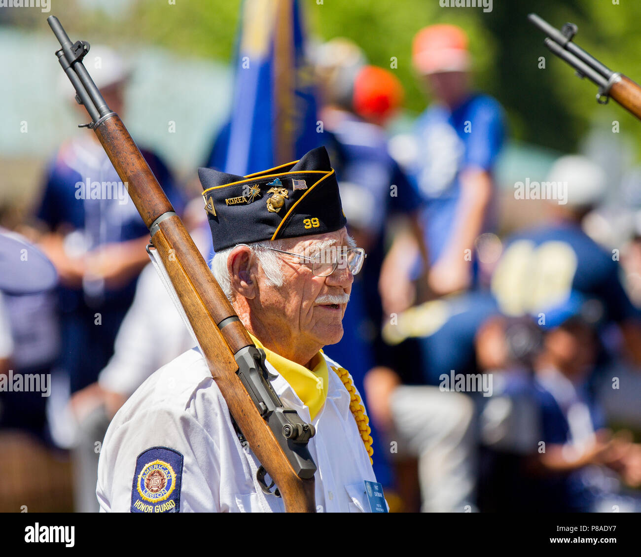 May The 4th Be With You Sacramento: American Legion Parade Stock Photos & American Legion