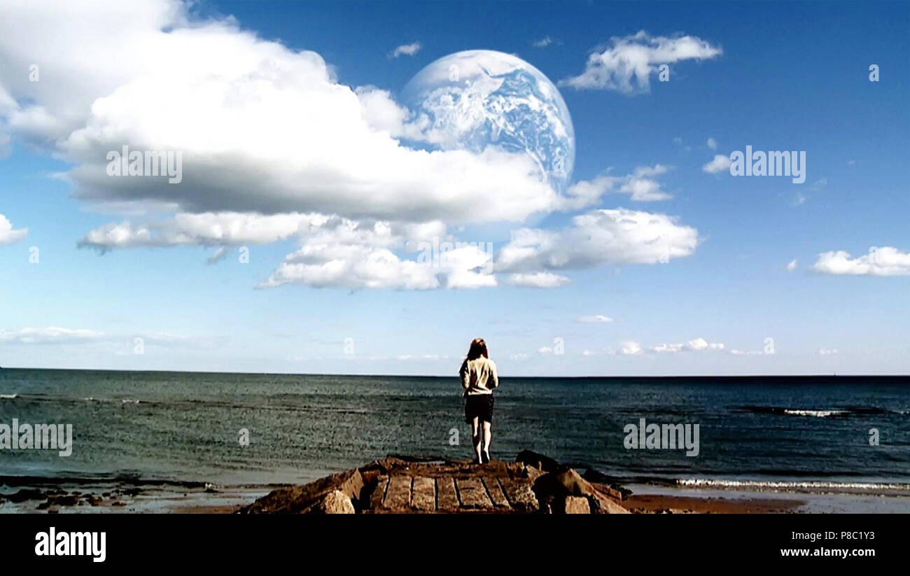 ANOTHER EARTH 2011 Fox Searchlight film with Brit Marling - Stock Image