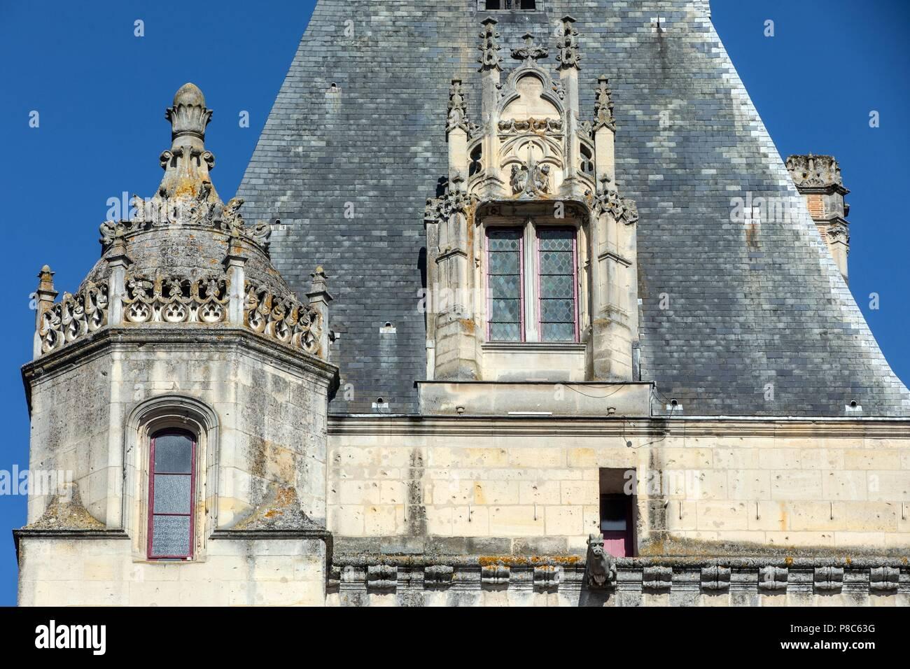 CITY OF DREUX, ROYAL CITY, EURE-ET-LOIR, FRANCE Stock Photo