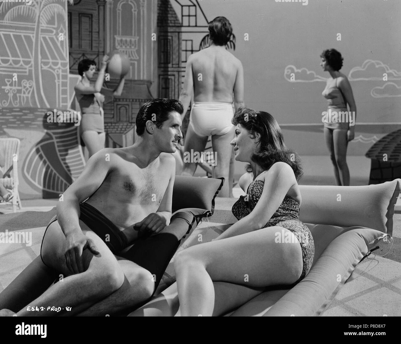 For Better For Worse (1955)     Date: 1955 Stock Photo
