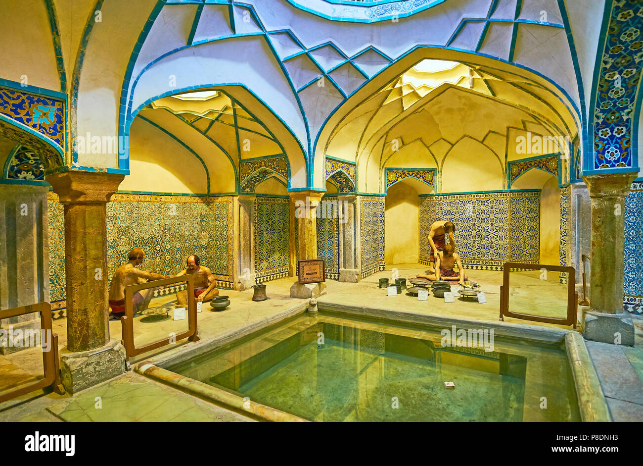 Medieval Bathhouse Stock Photos Images