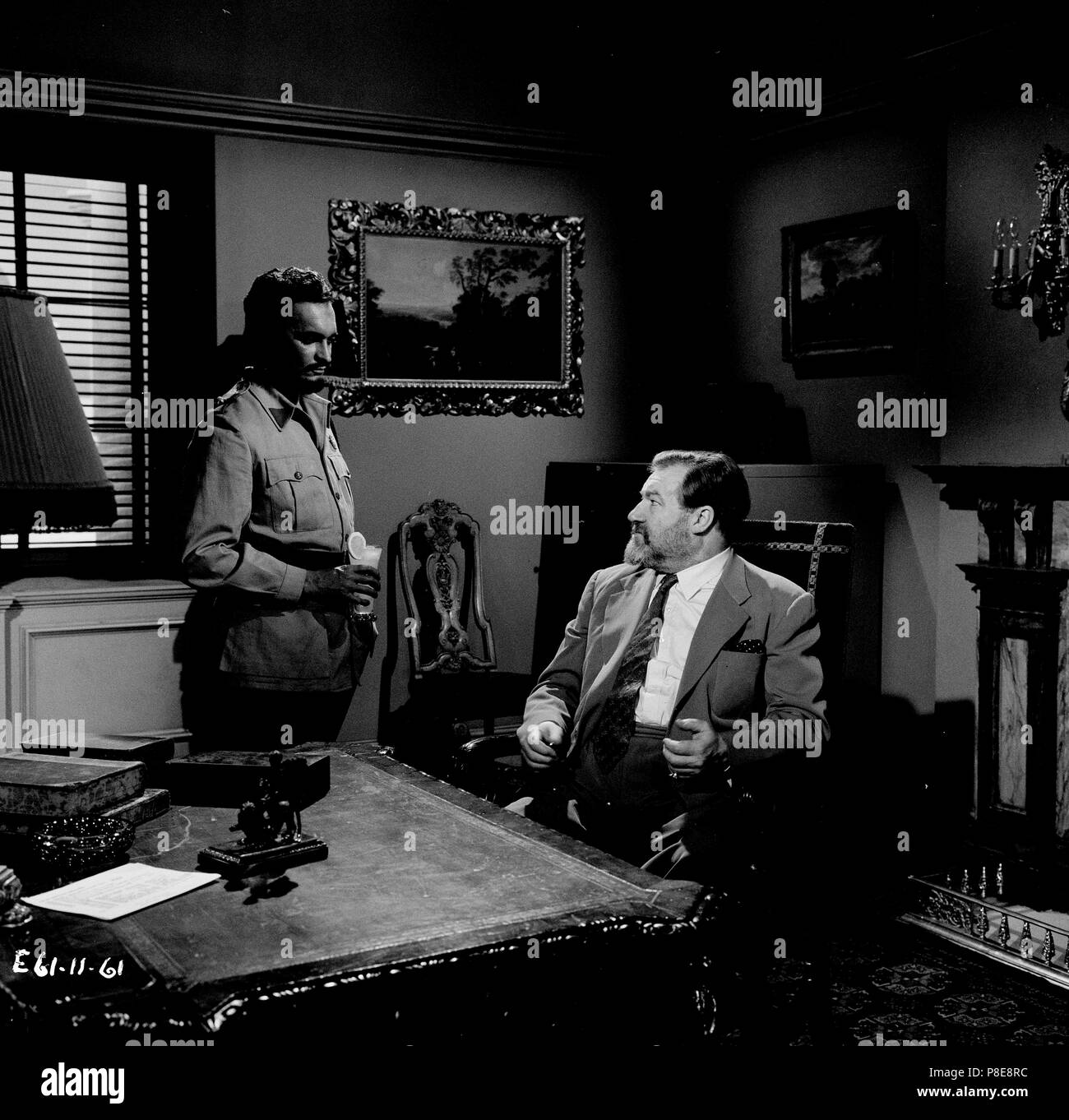 Guns of Darkness (1962)     Date: 1962 - Stock Image