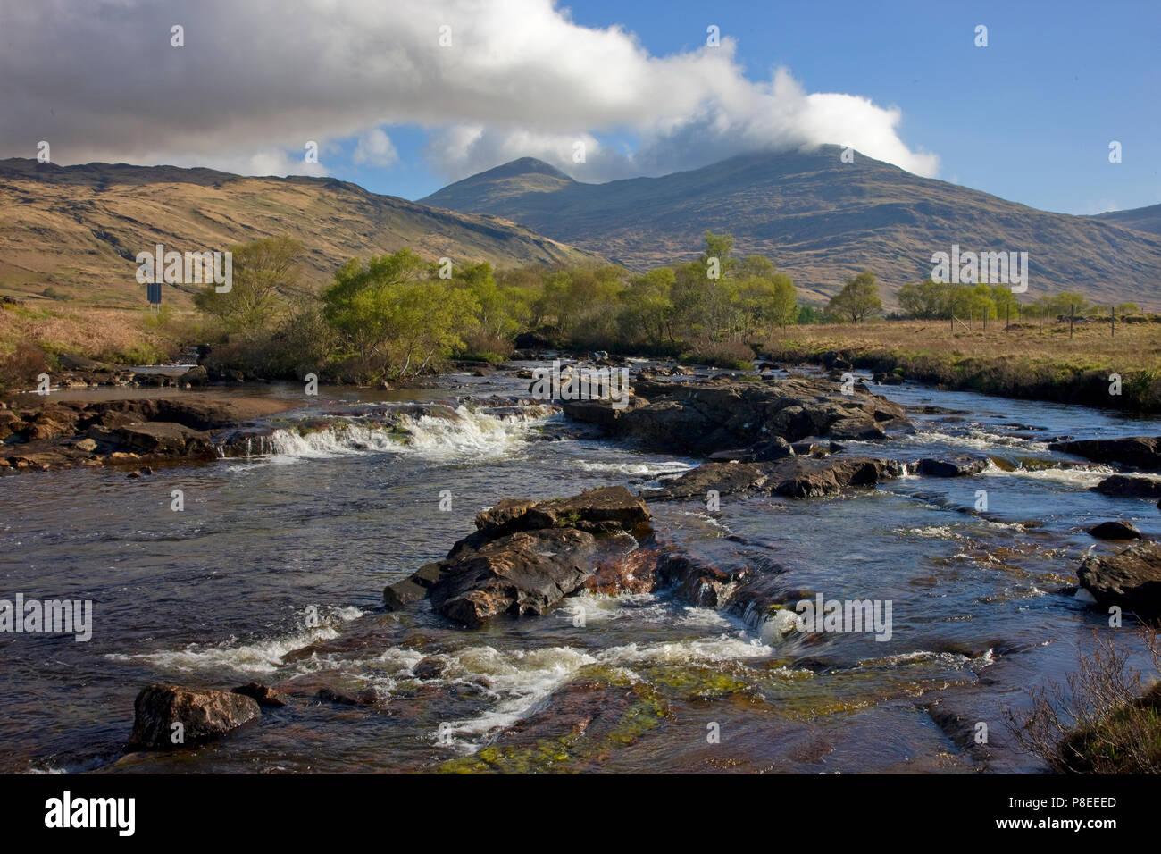 Ben More, Isle of Mull, Argyll - Stock Image