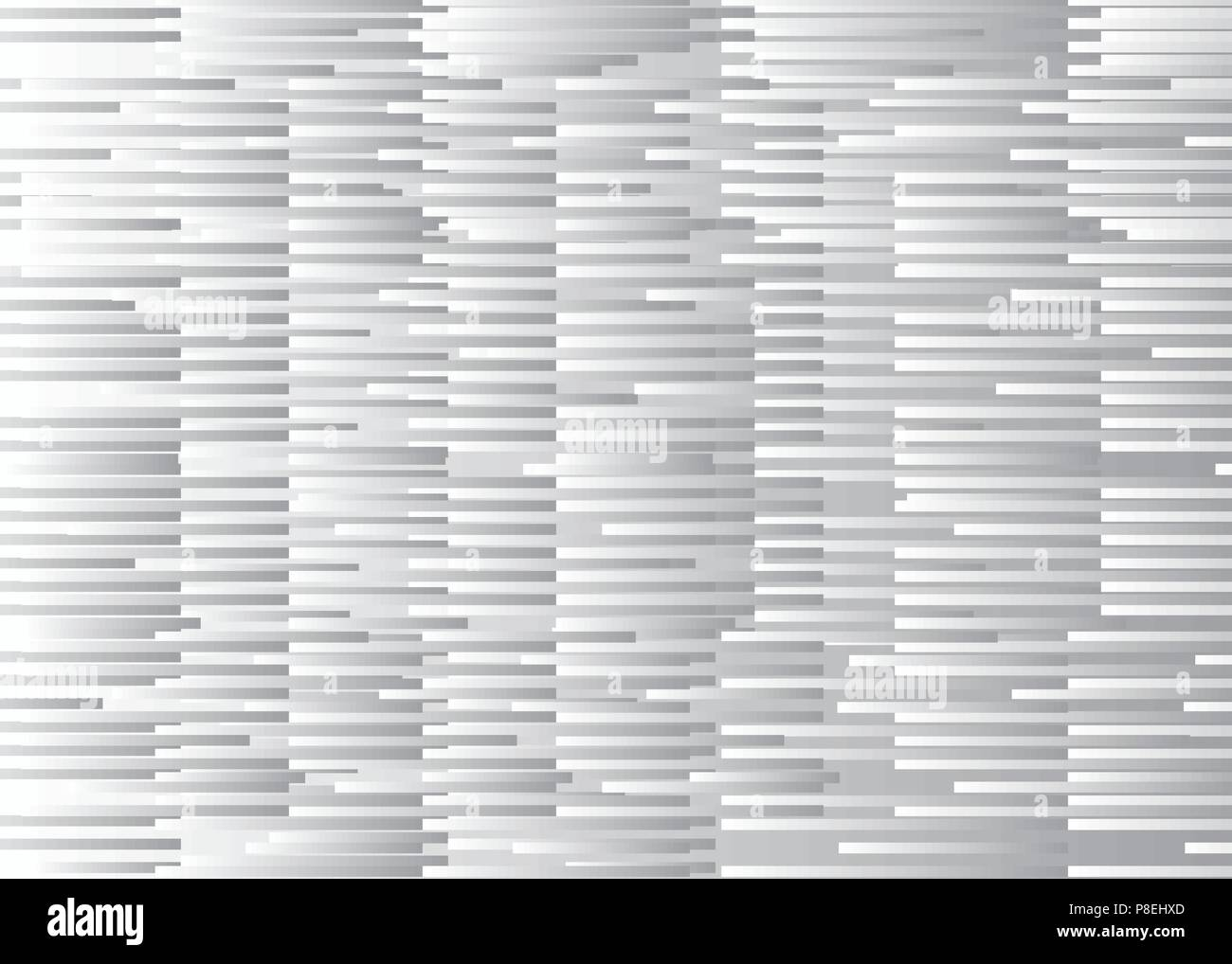White Glitch Background Stock Vector Image Art Alamy