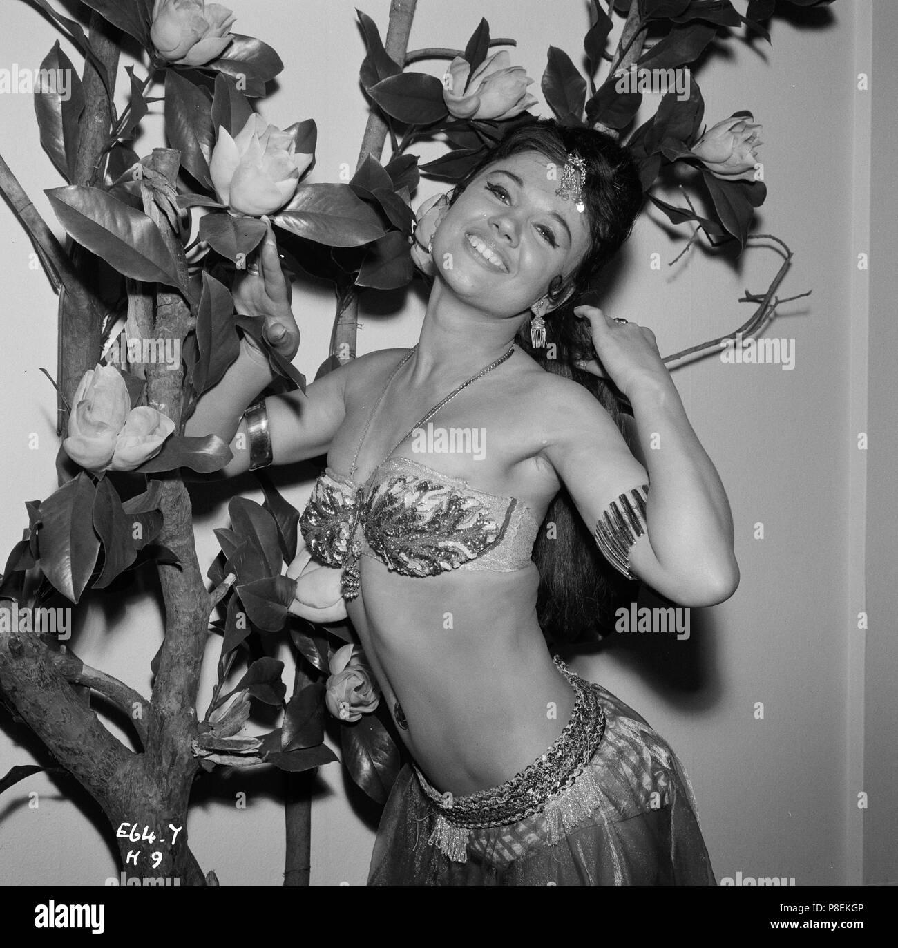 She (1965) Lisa Peake     Date: 1965 - Stock Image