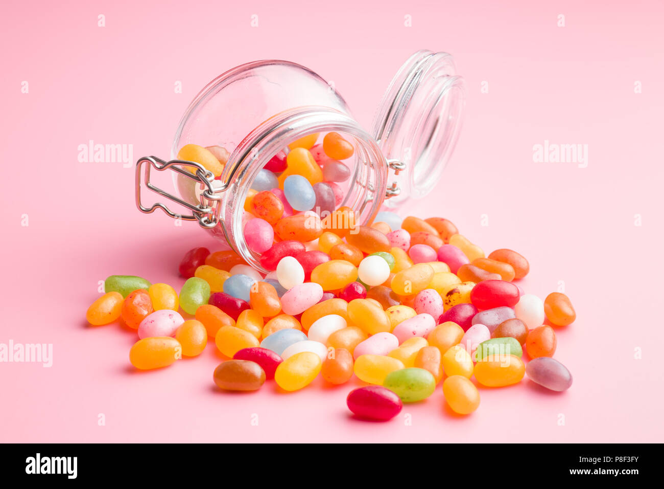 Candy Coloured Yellow Orange Glass Stock Photos & Candy Coloured ...
