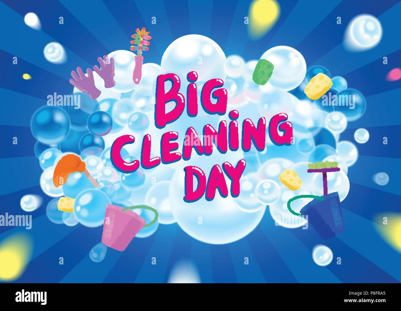 This Day was cleaning day