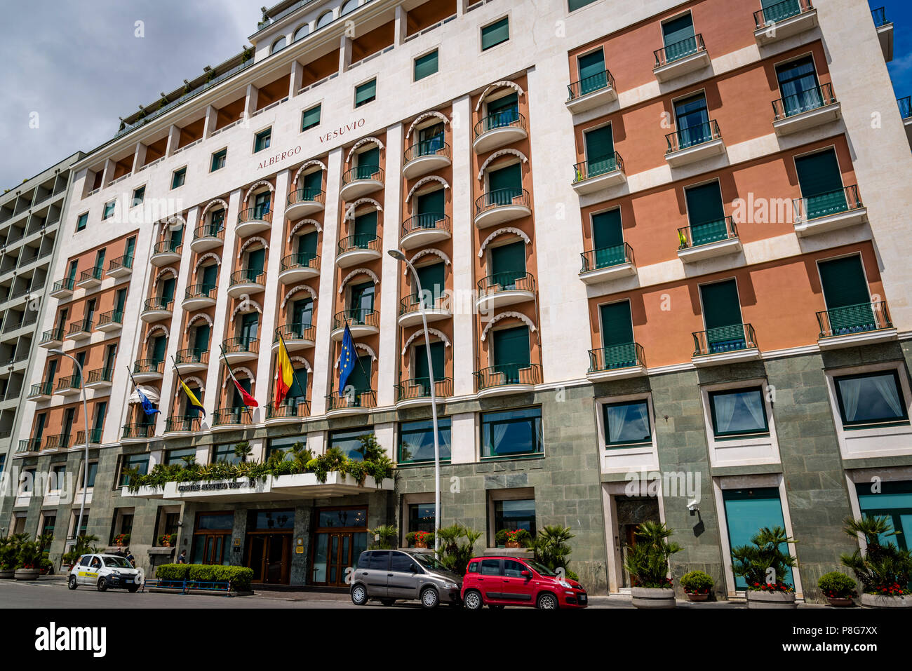 Grand Hotel Vesuvio High Resolution Stock Photography And Images Alamy