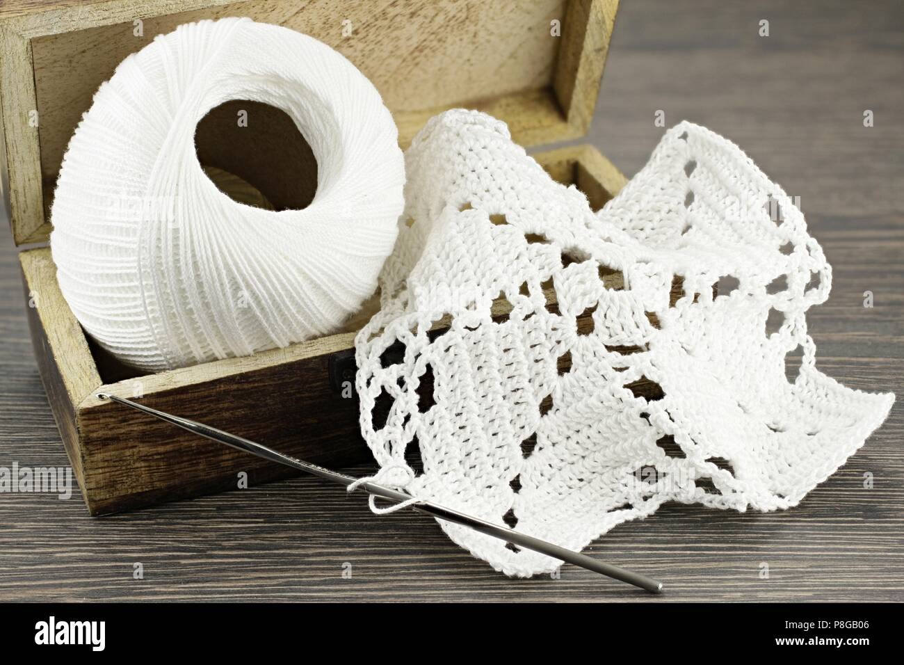 Crochet Art Stock Photos & Crochet Art Stock Images - Alamy