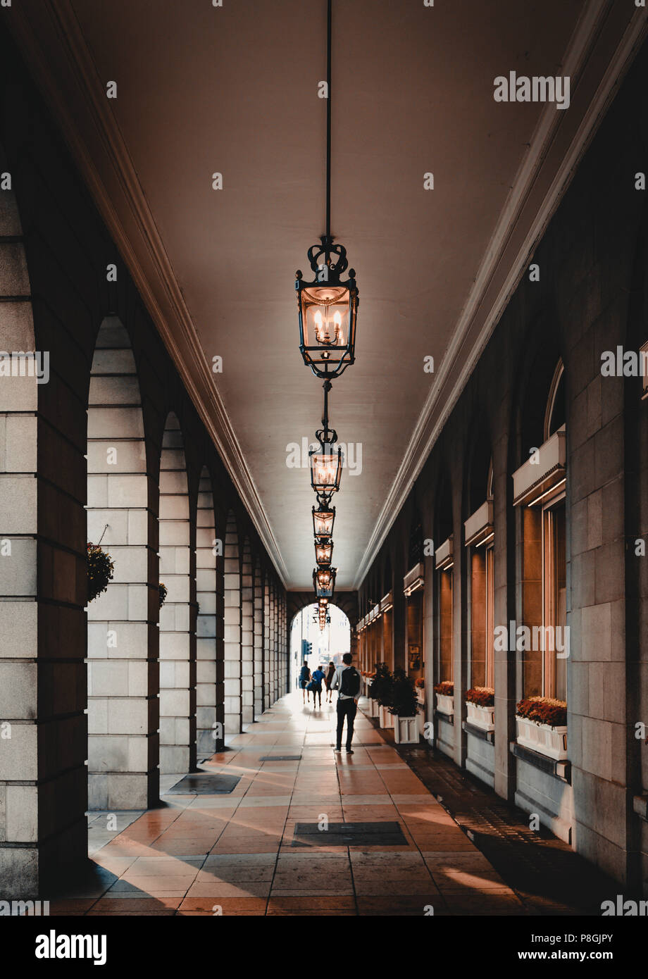 London city centre - Stock Image