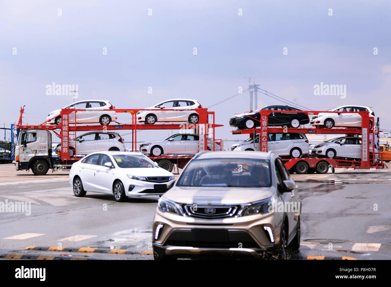 Motor Zone Car Transporter