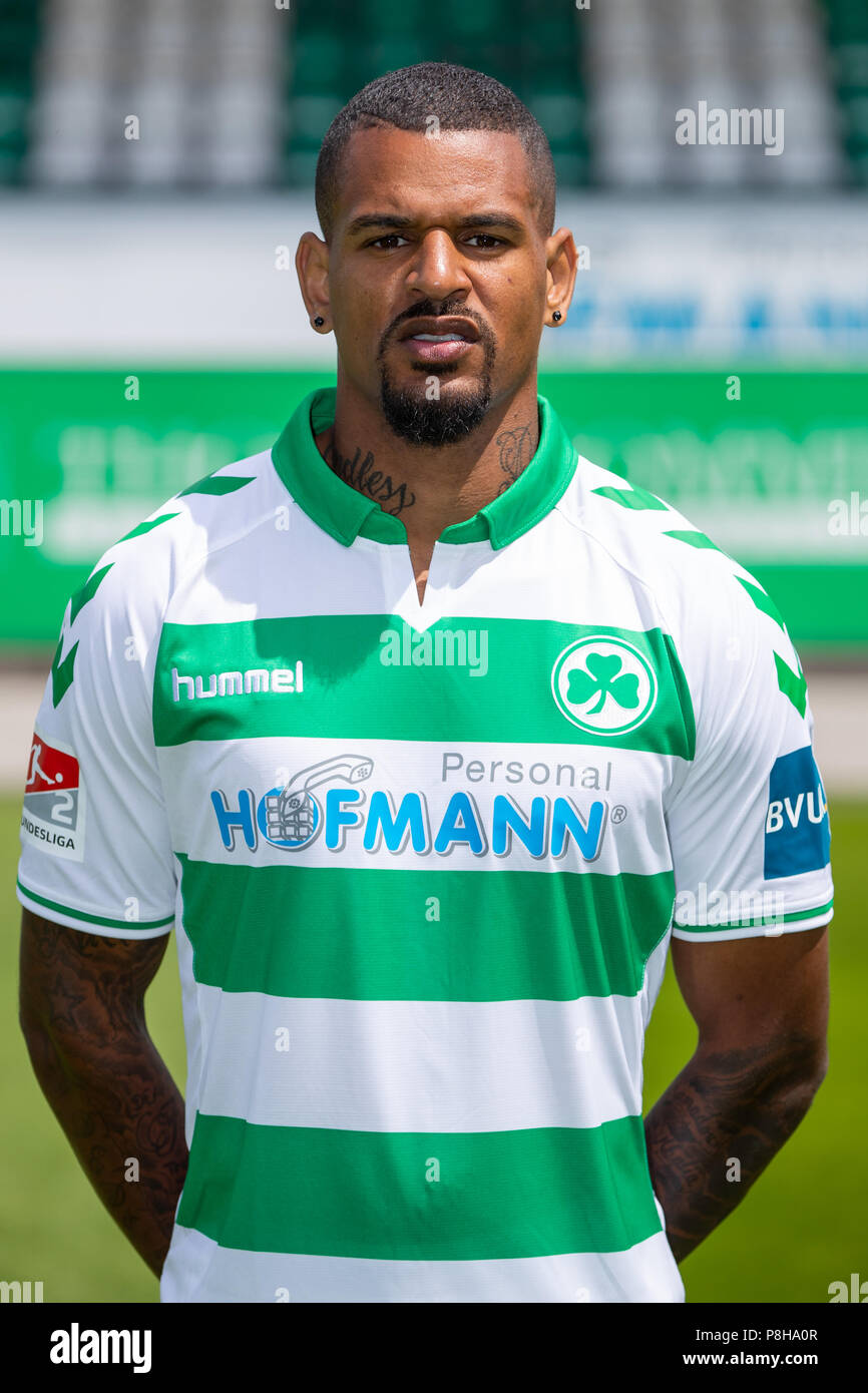 Fuerth Germany 11th July 2018 Photo Session With SpVgg Greuther