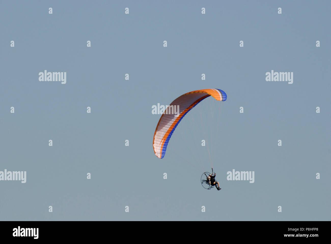 Motorsegler - Stock Image