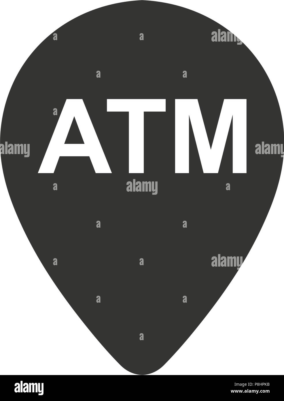 location of atm