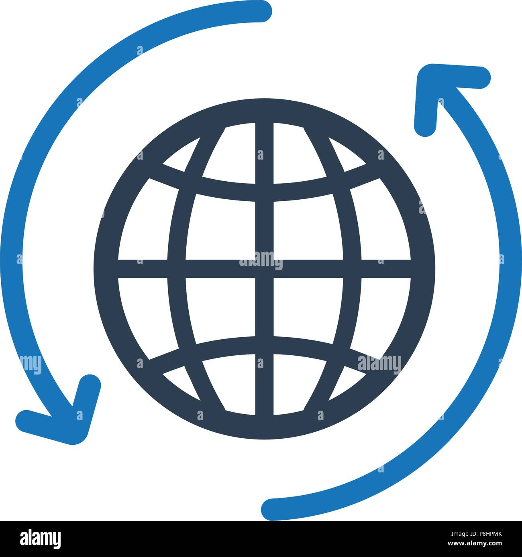 international money transaction icon stock vector art