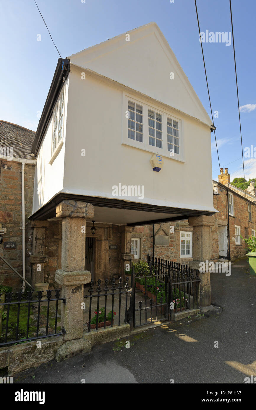 Oldest House In Uk Stock Photos & Oldest House In Uk Stock