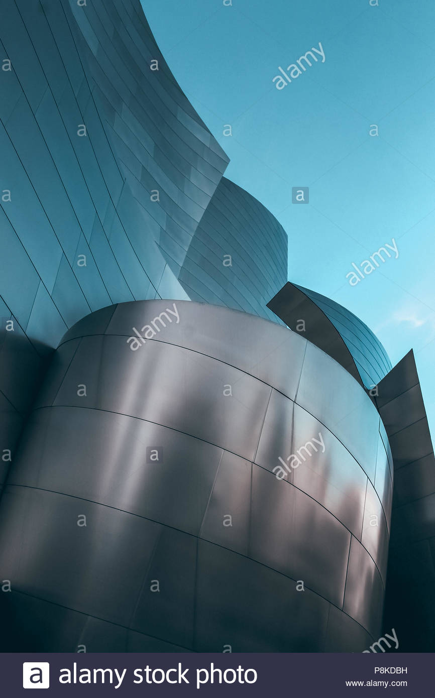 The Concert Hall Waves - Stock Image