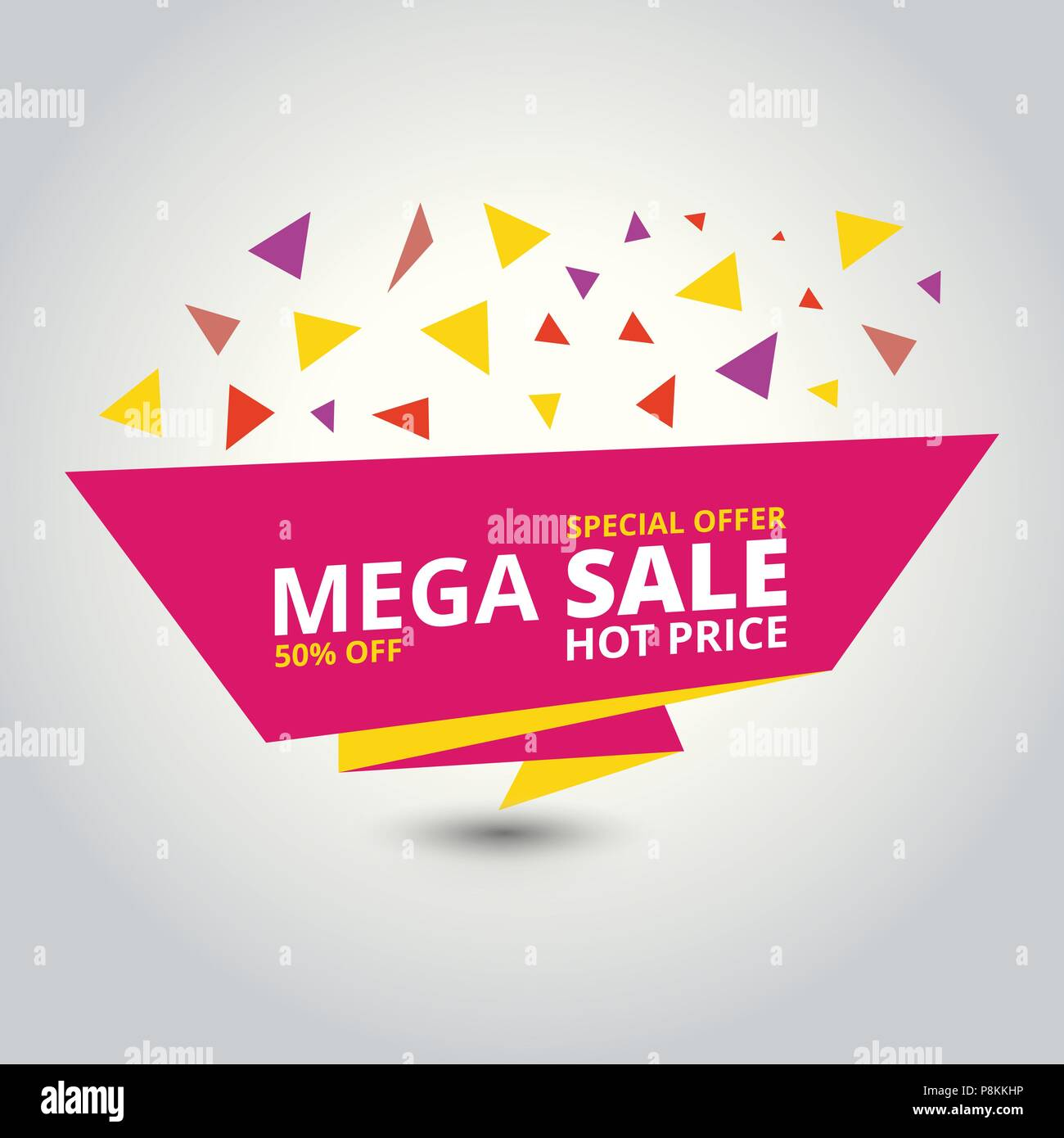 professionelles Design 50-70% Rabatt außergewöhnliche Auswahl an Stilen und Farben Only Mega Sale banner. Big super sale. For web design and ...