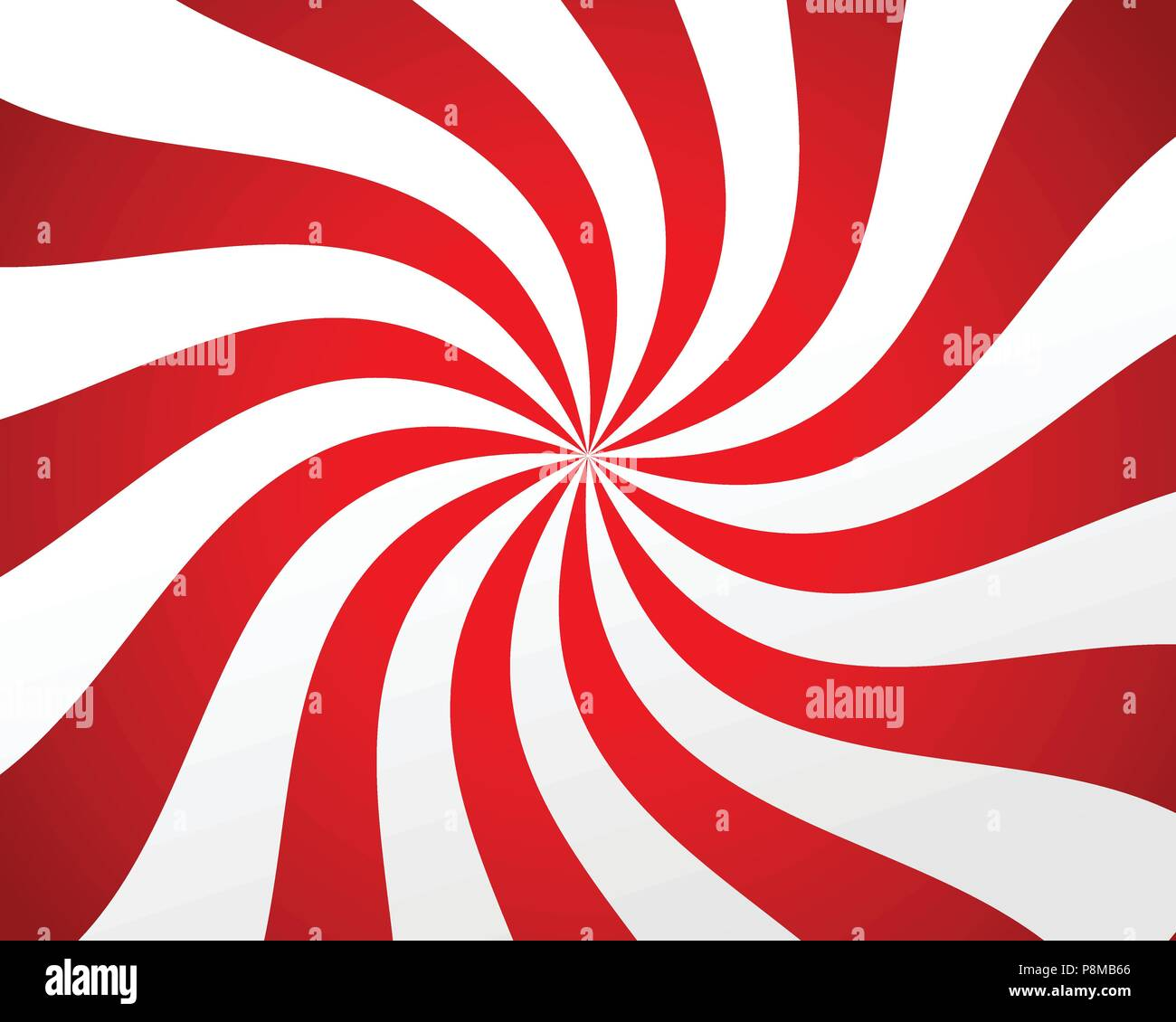 lollipop spiral vector graphic background design template stock