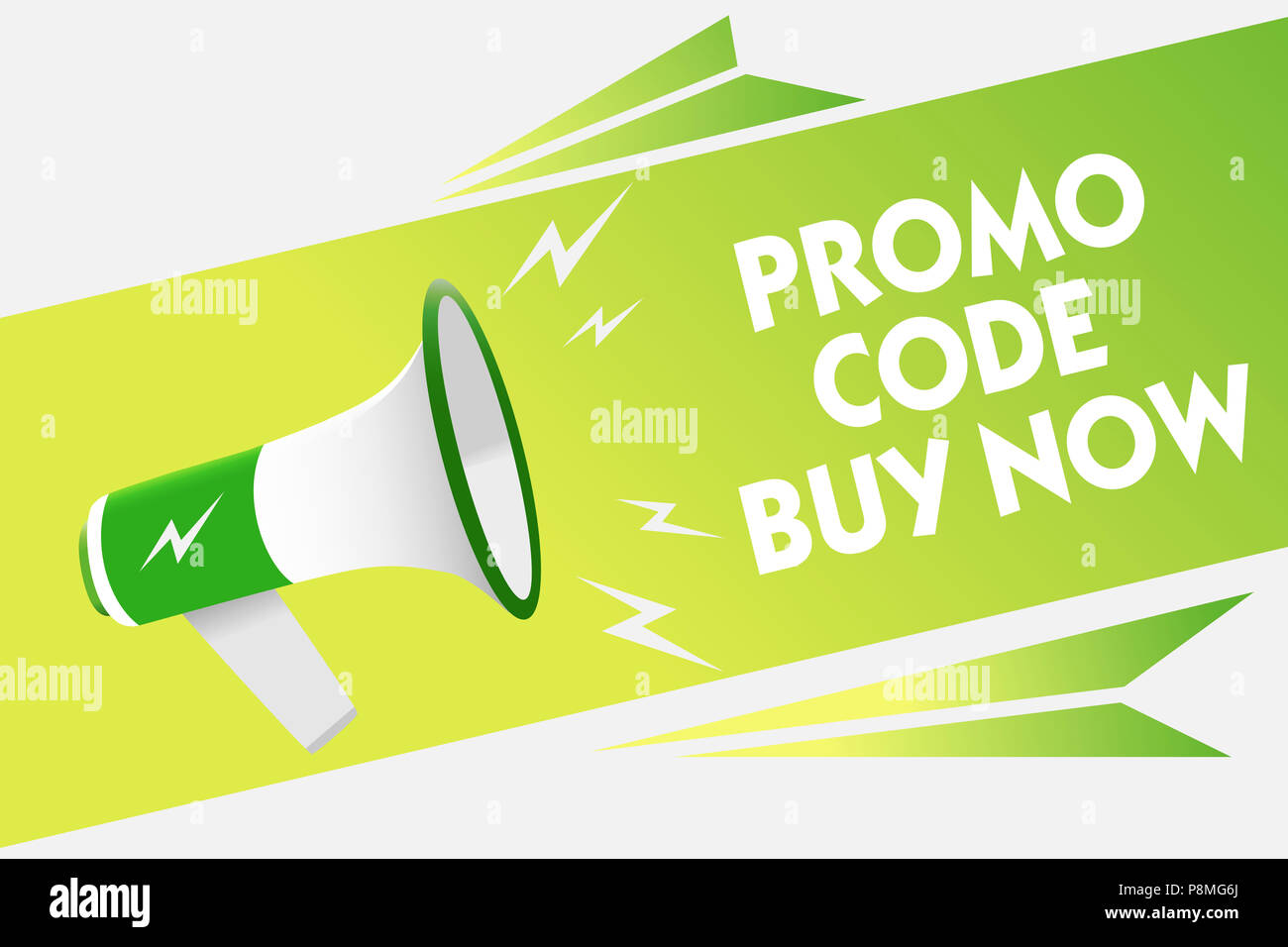 Word writing text Promo Code Buy Now  Business concept for