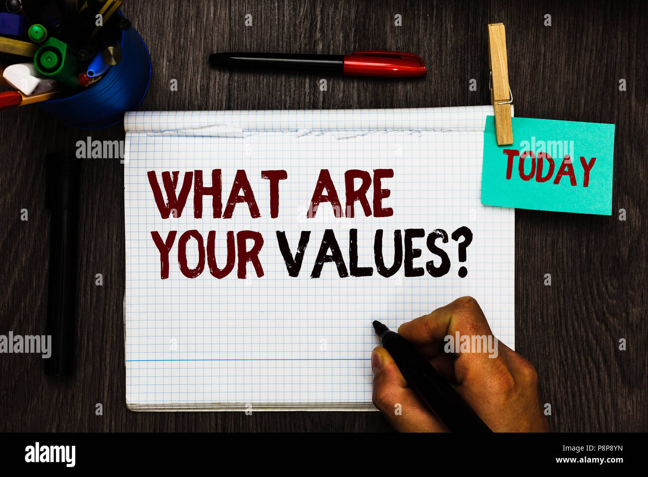 team values