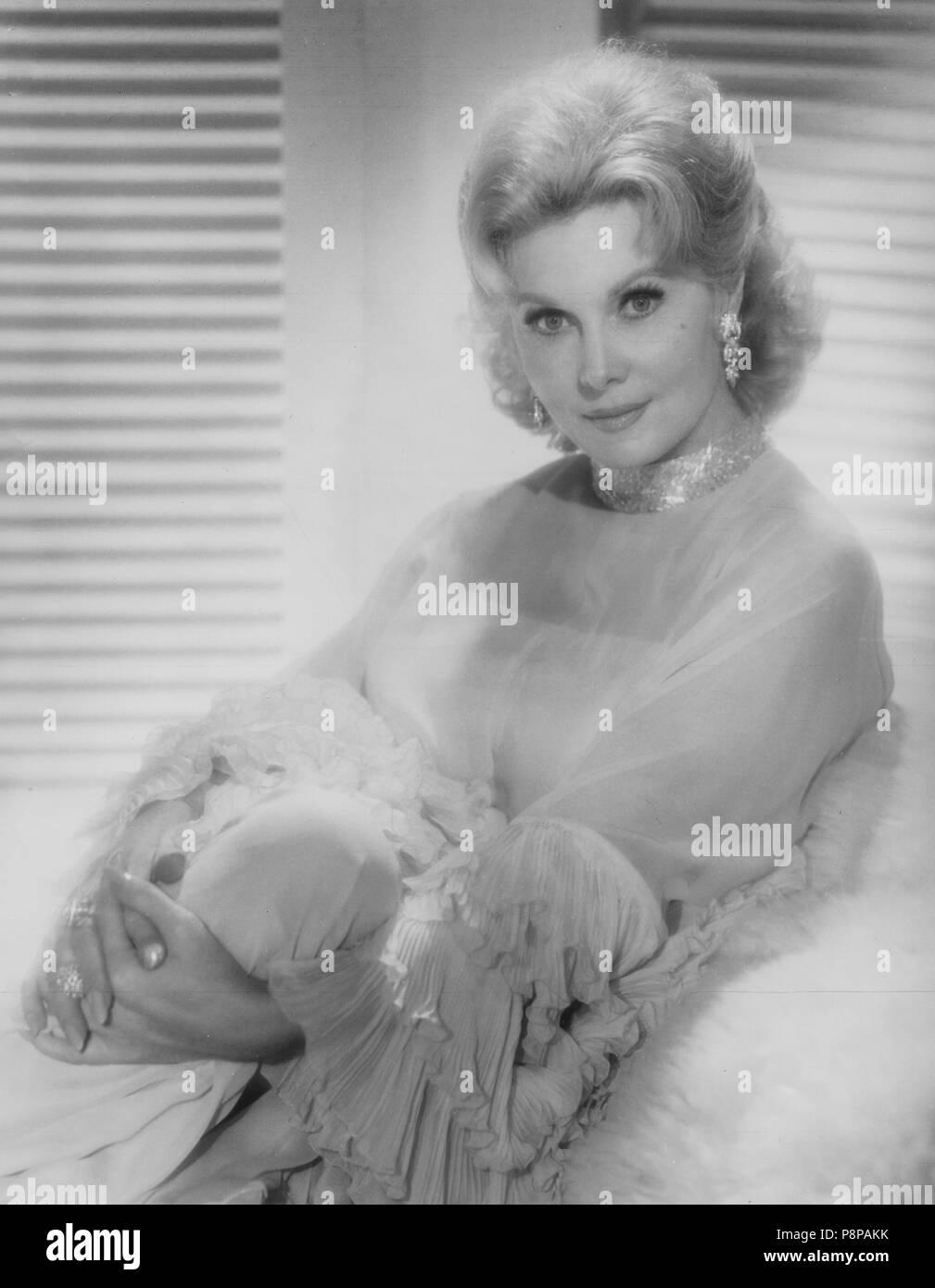 rhonda fleming, 60s - Stock Image