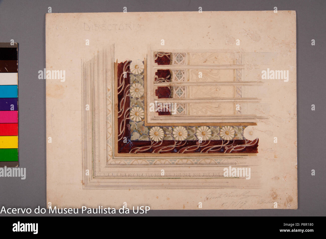 .   520 Sercelli, Oreste - Directoria - Stock Image