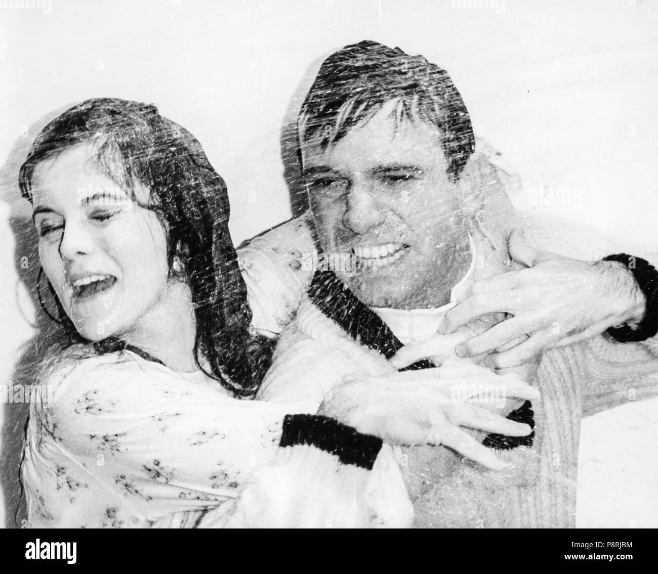 ann margret, anthony franciosa, the swinger, 1966 - Stock Image