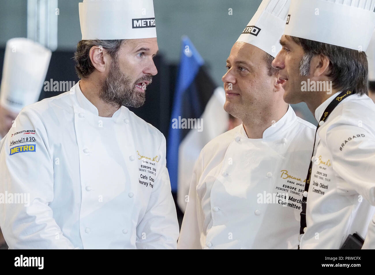 54a986a2654 Semi-final of Bocuse d Or Europe