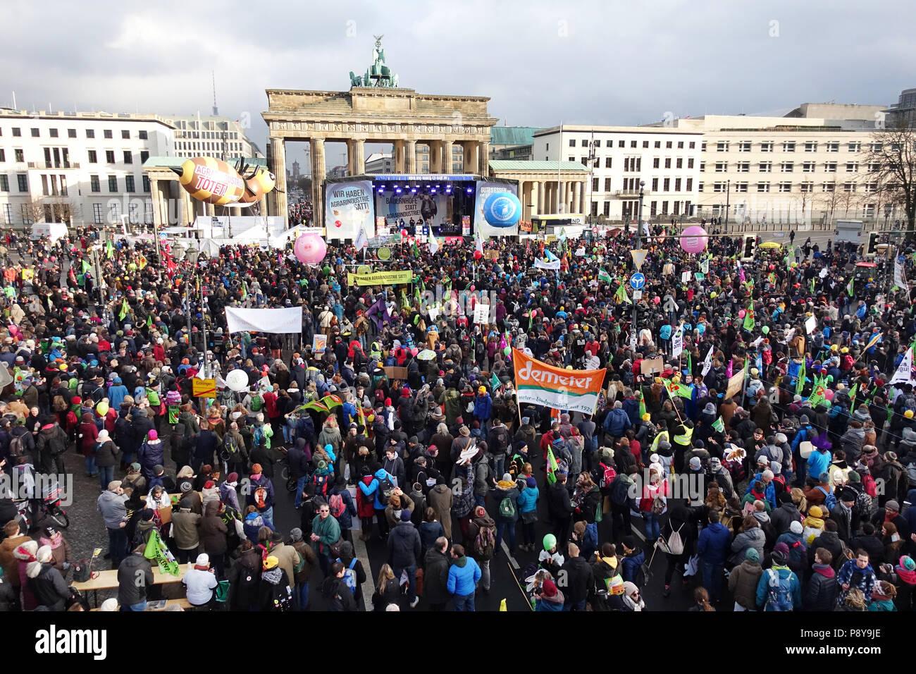 demo in berlin heute