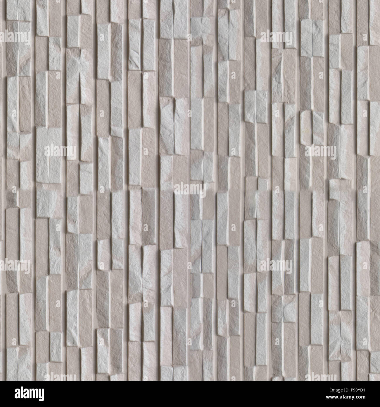 Seamless Pattern With Grey Stone Wall Panels Of The Original Squared Form Stock Photo Alamy
