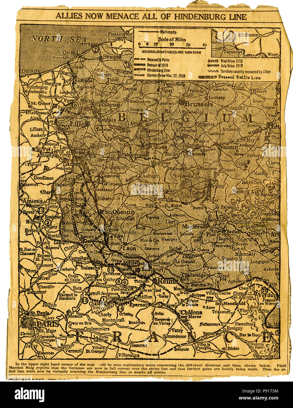 1918 Map Europe Stock Photos & 1918 Map Europe Stock Images - Alamy