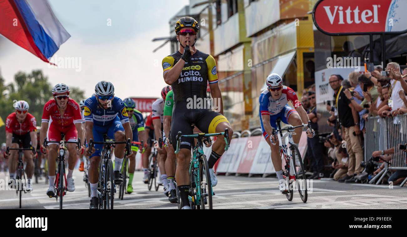 Winner Le Tour De France Stock Photos   Winner Le Tour De France ... 64c4077a0