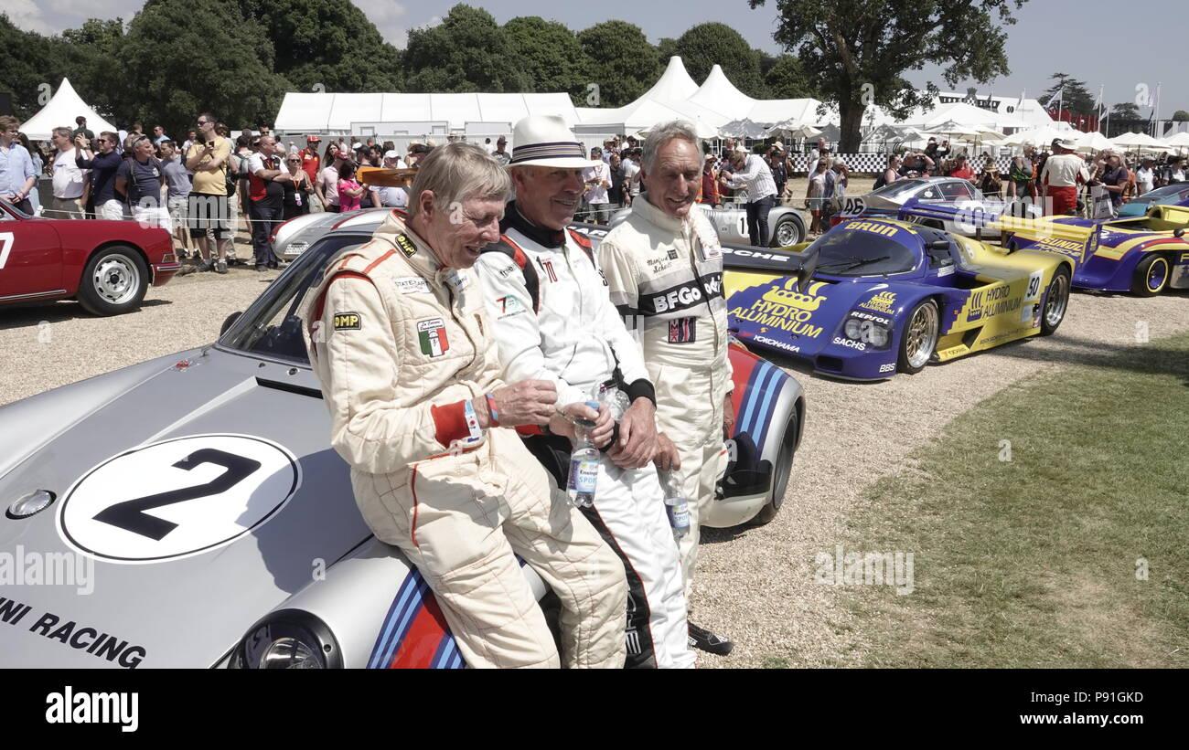 Porsche Racing Drivers Stock Photos \u0026 Porsche Racing Drivers