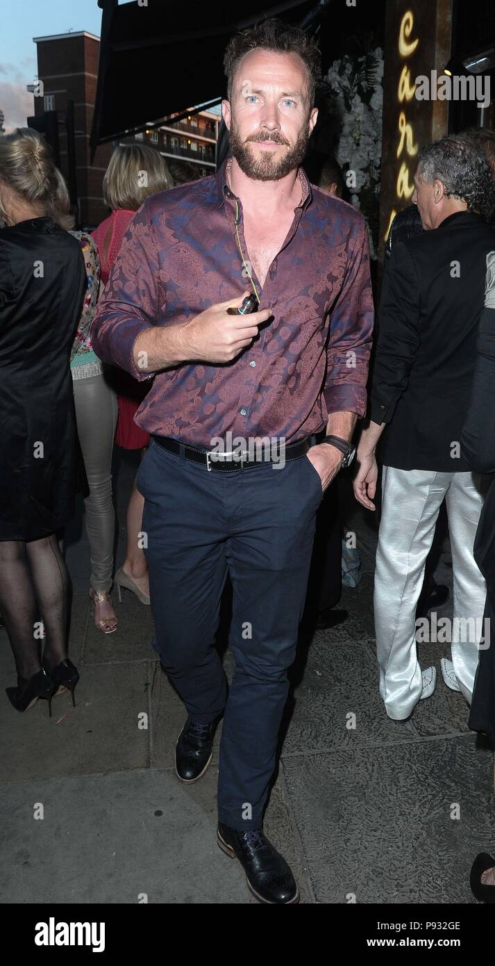 Celebrities Attend Lizzie Cundys Birthday Party In London Featuring James Jordan Where United Kingdom When 12 Jun 2018 Credit WENN