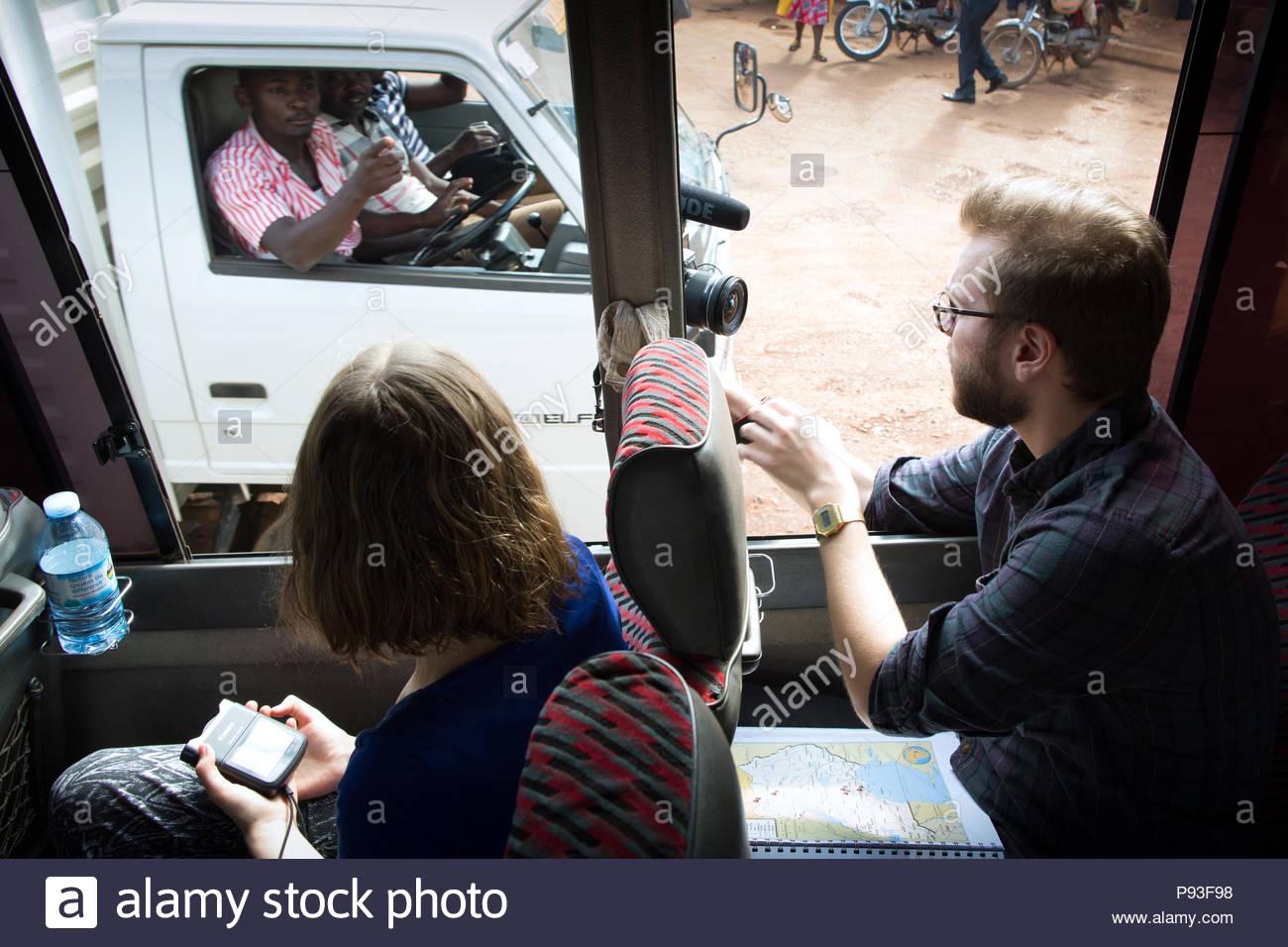 Kampala Uganda Lisa Sophie Laurent And Florian Gregorzyk