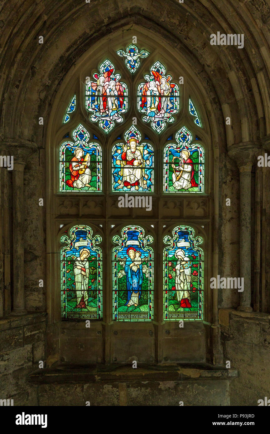 Gloucester Cathedral Window Stock Photos Amp Gloucester