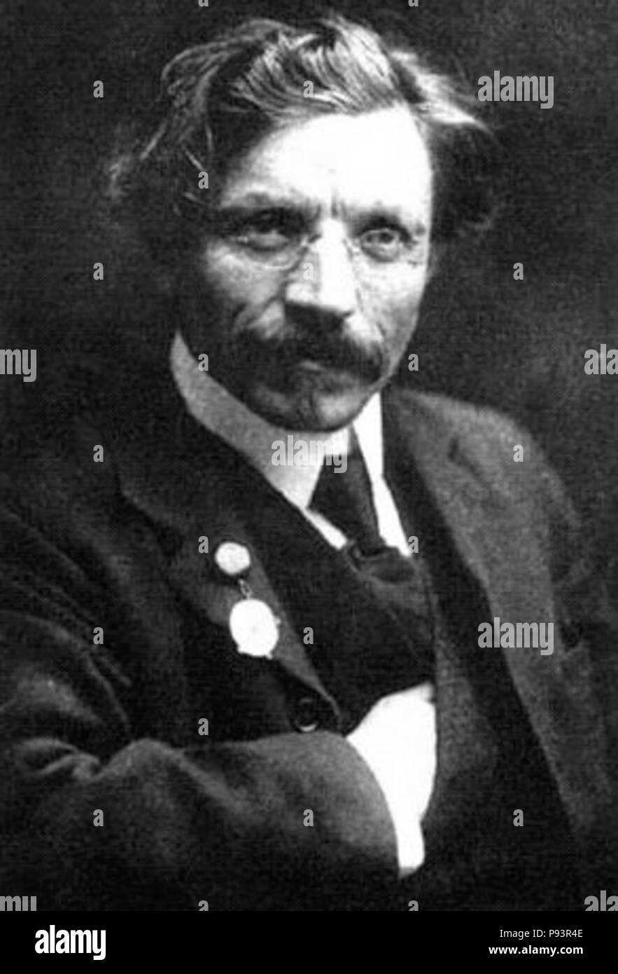 Sholem Aleichem - Stock Image