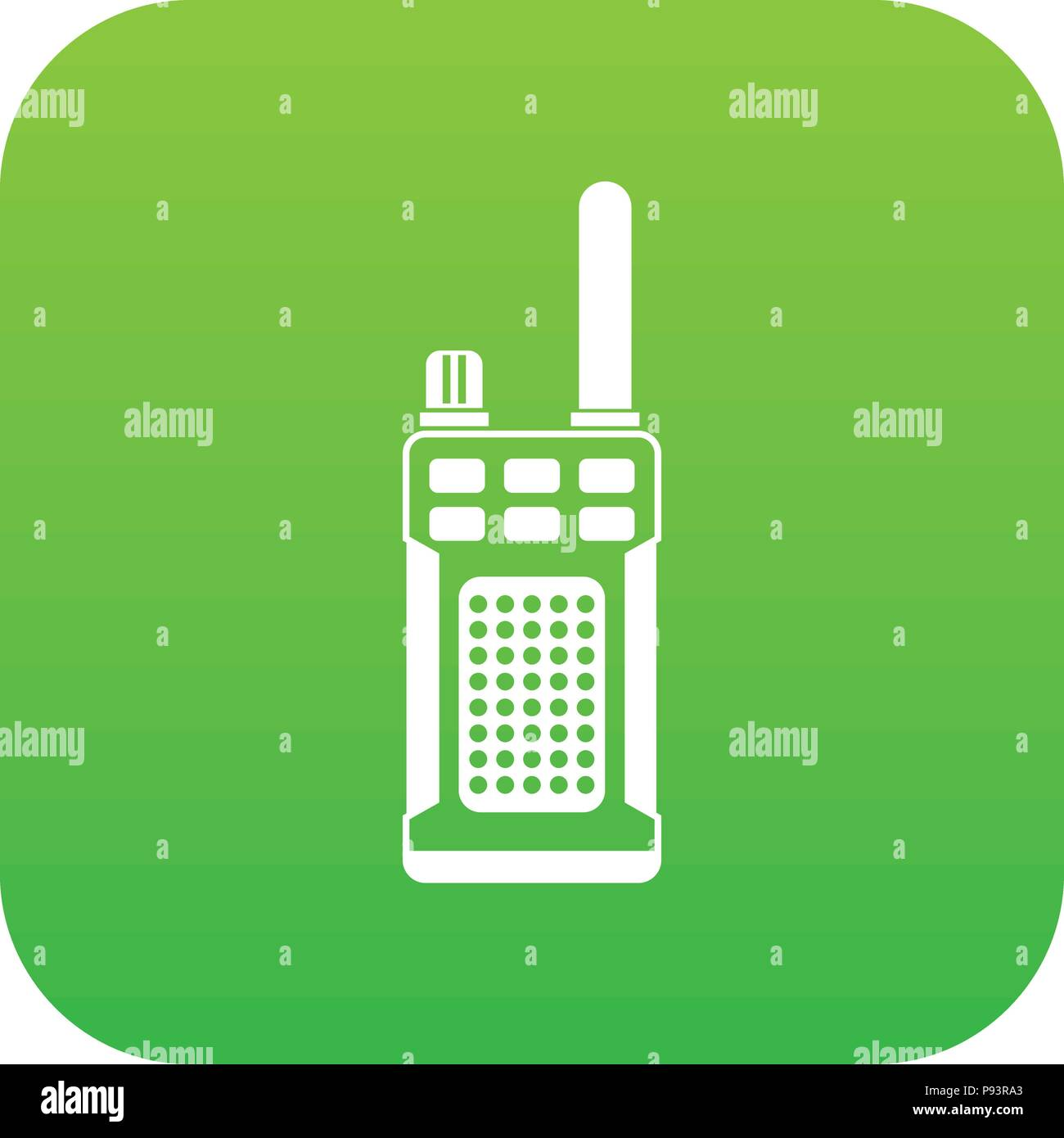 Radio Antenna Military Stock Photos & Radio Antenna Military Stock