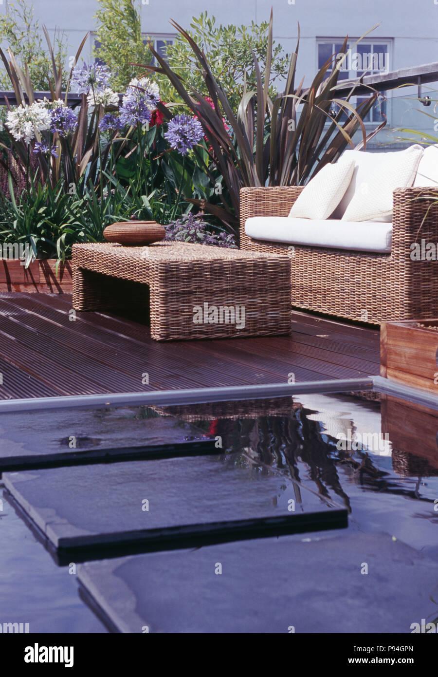 Camden Sofa Seagrass Baci Living Room