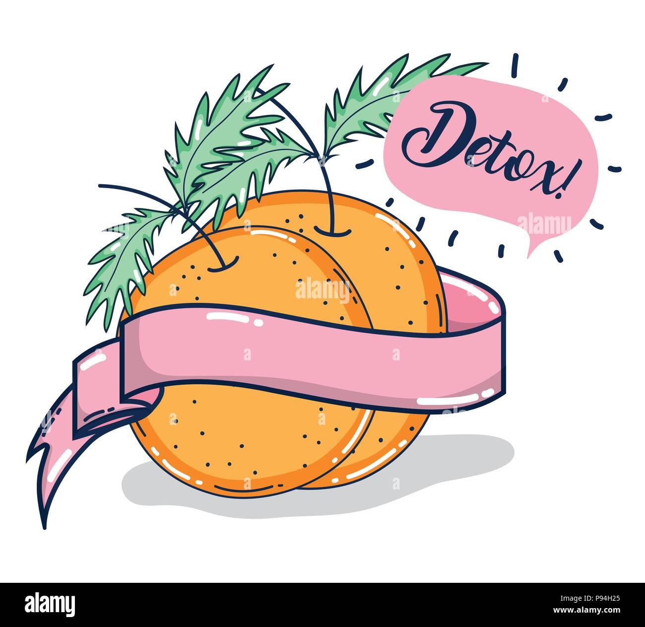 Oranges Fruit Cartoon Stock Vector Image Art Alamy