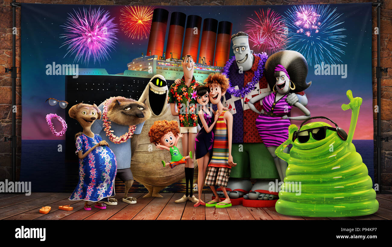 RELEASE DATE July 13 2018 TITLE Hotel Transylvania 3 Summer Vacation STUDIO Sony Pictures Animation DIRECTOR Genndy Tartakovsky PLOT While On A