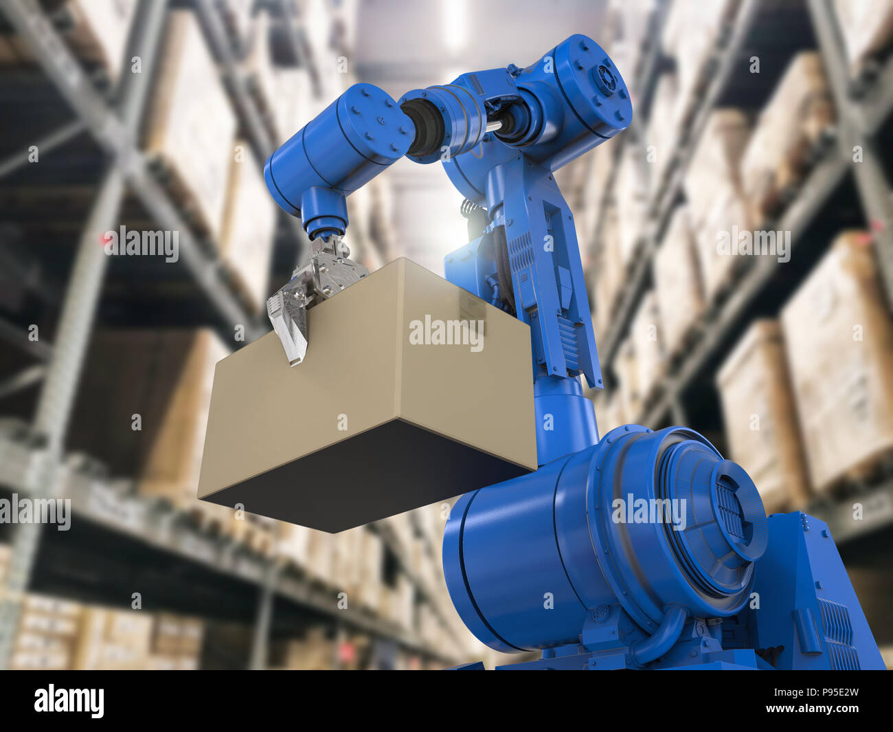 Robotic Arm Stock Photos & Robotic Arm Stock Images - Alamy