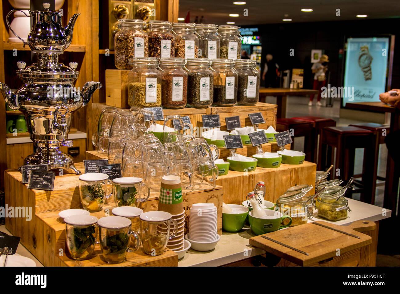 tea display stock photos tea display stock images alamy