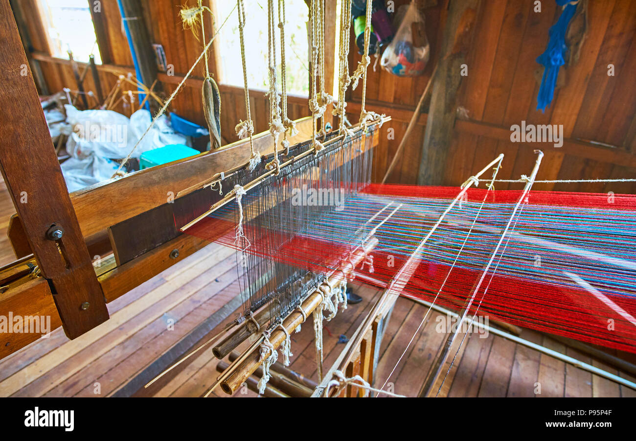 Loom Parts Stock Photos & Loom Parts Stock Images - Alamy