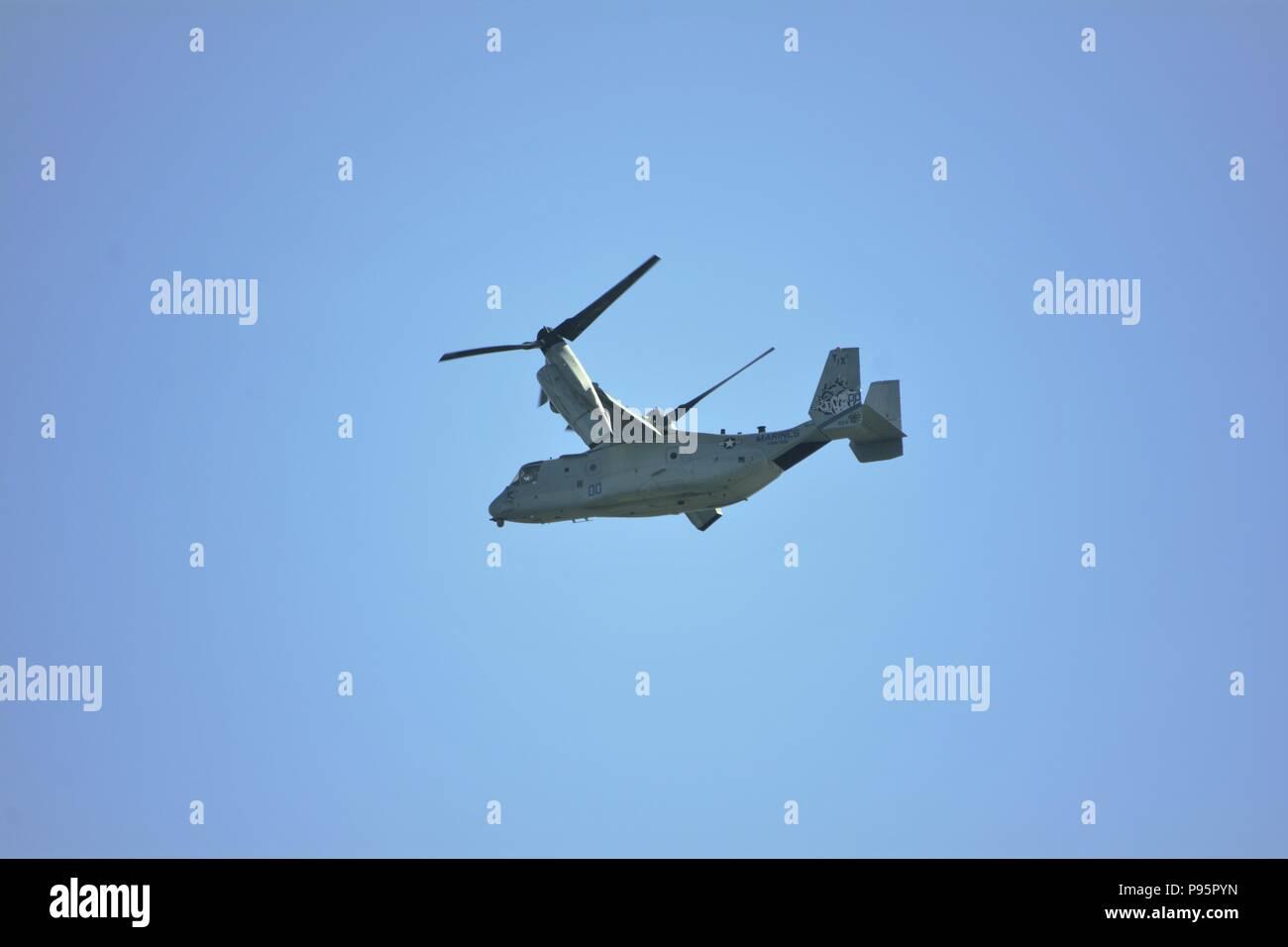Bell Boeing V-22 Osprey Stock Photo