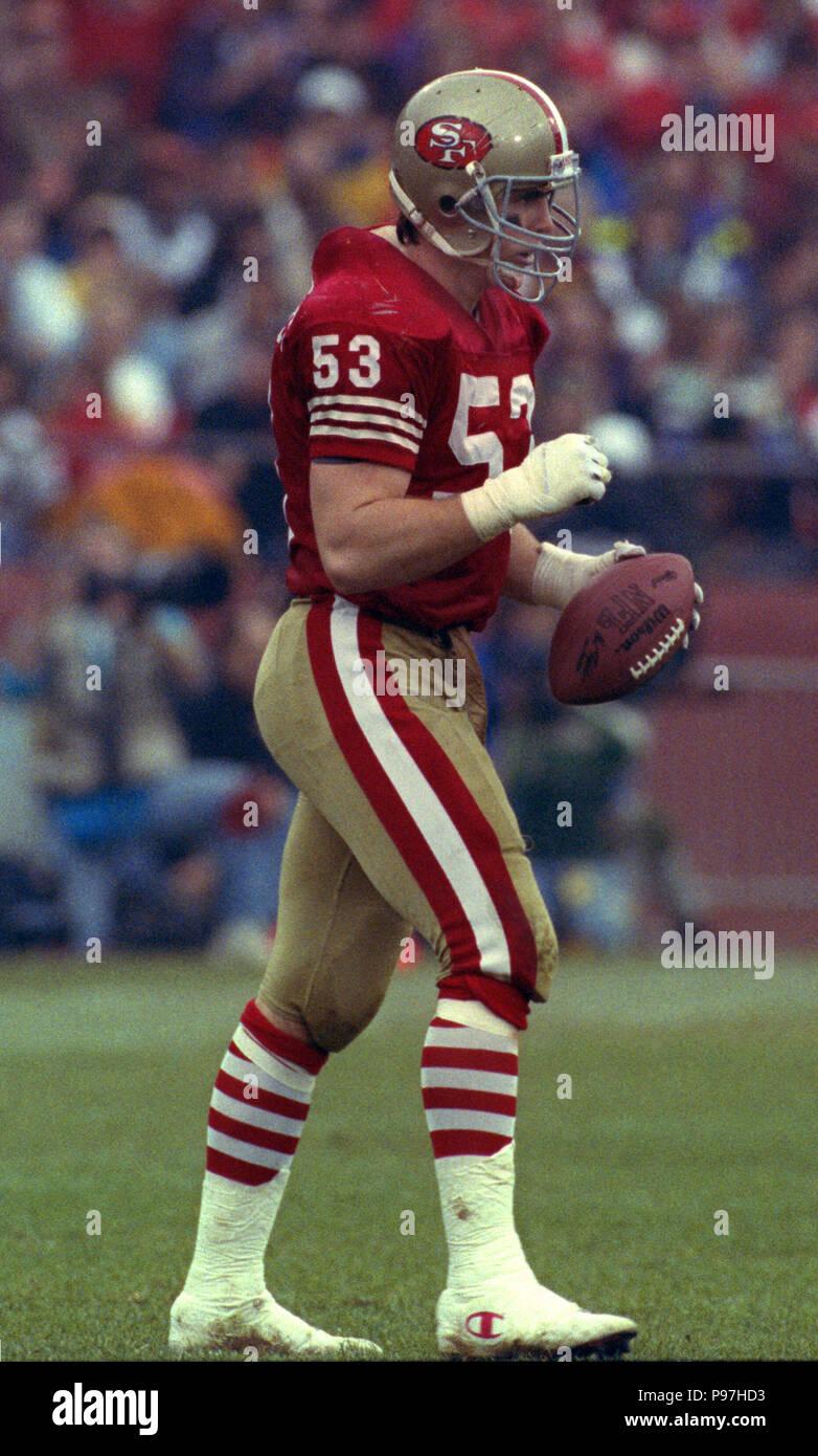 San Francisco, California, USA  12th Jan, 1991  San Francisco 49ers