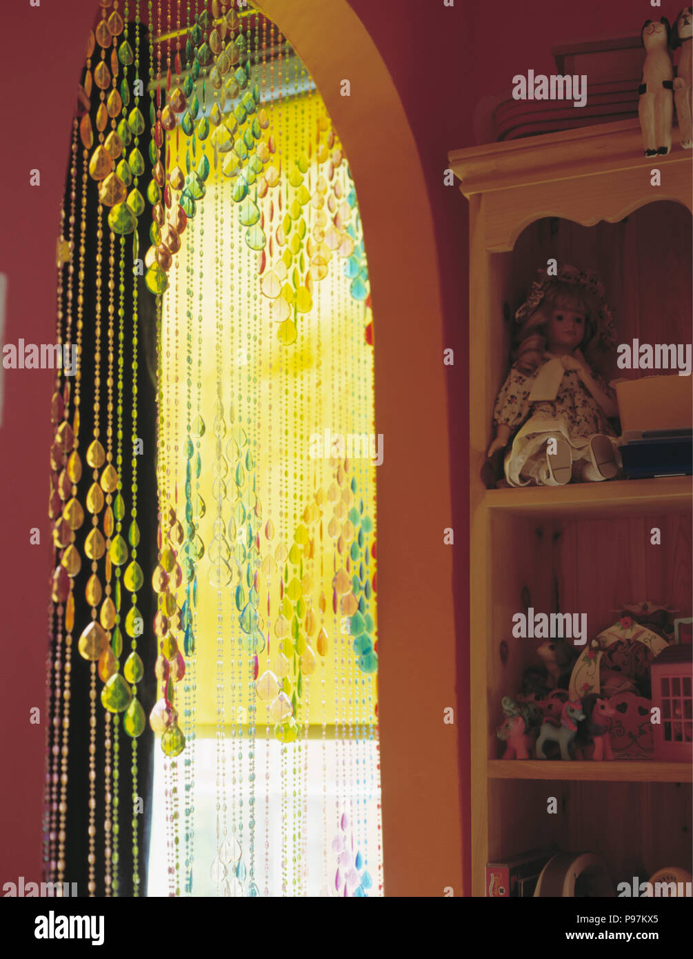 Beaded Curtains Stock Photos & Beaded Curtains Stock Images ...