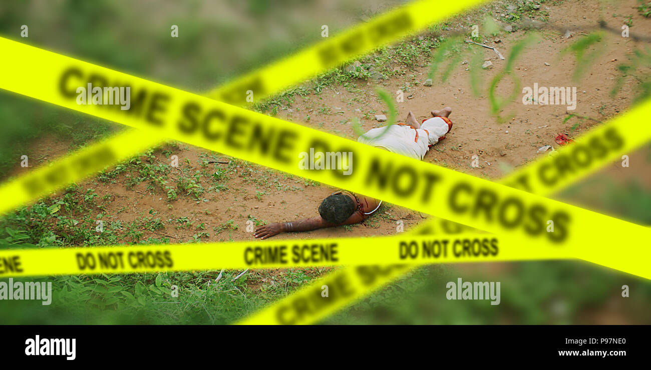 Murder Scene Stock Photos & Murder Scene Stock Images - Alamy